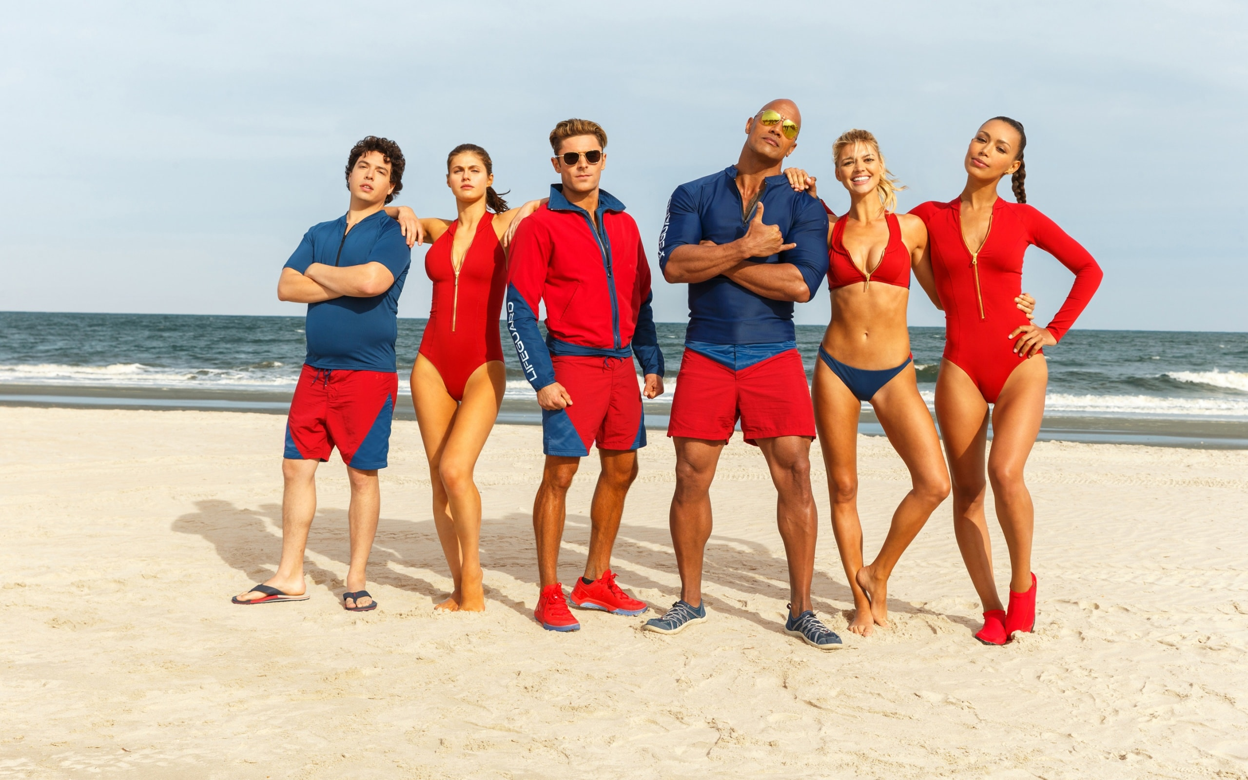 Baywatch Background