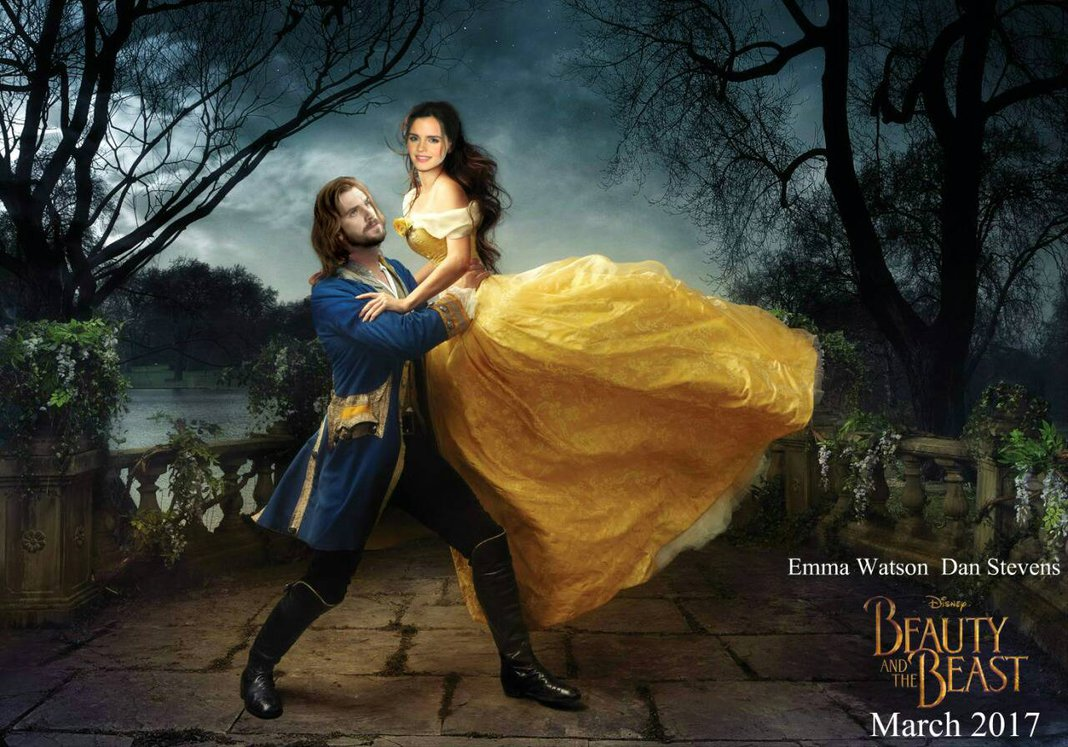 Beauty And The Beast Hd Wallpapers 7wallpapers Net