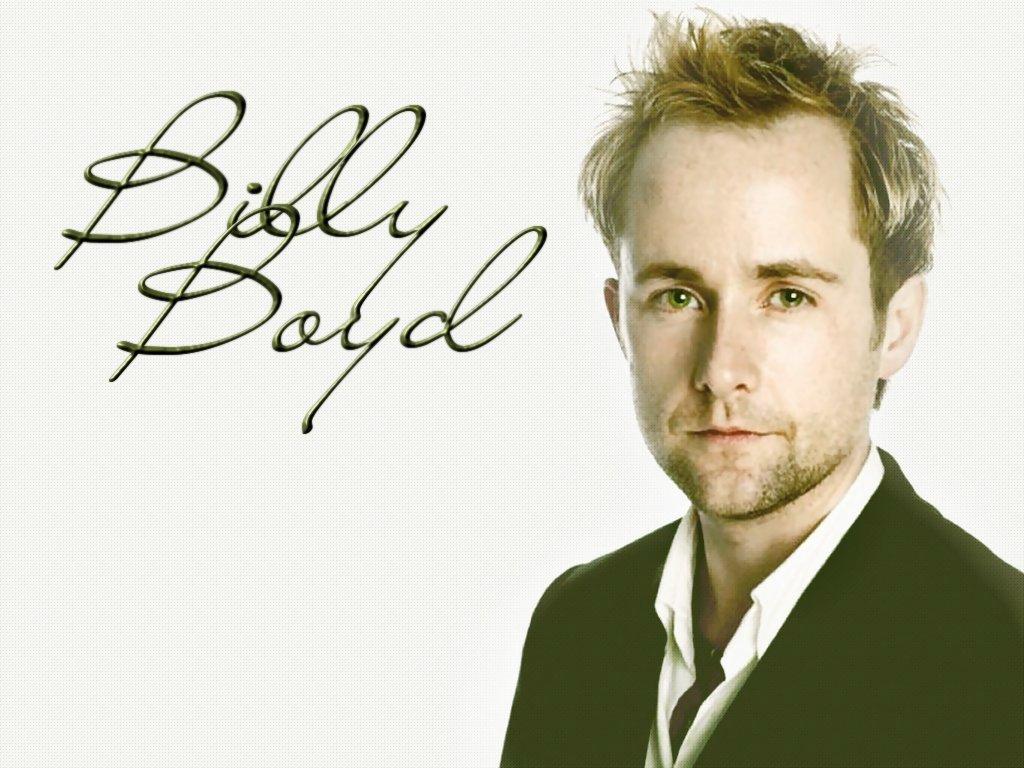 Billy Boyd Screensavers
