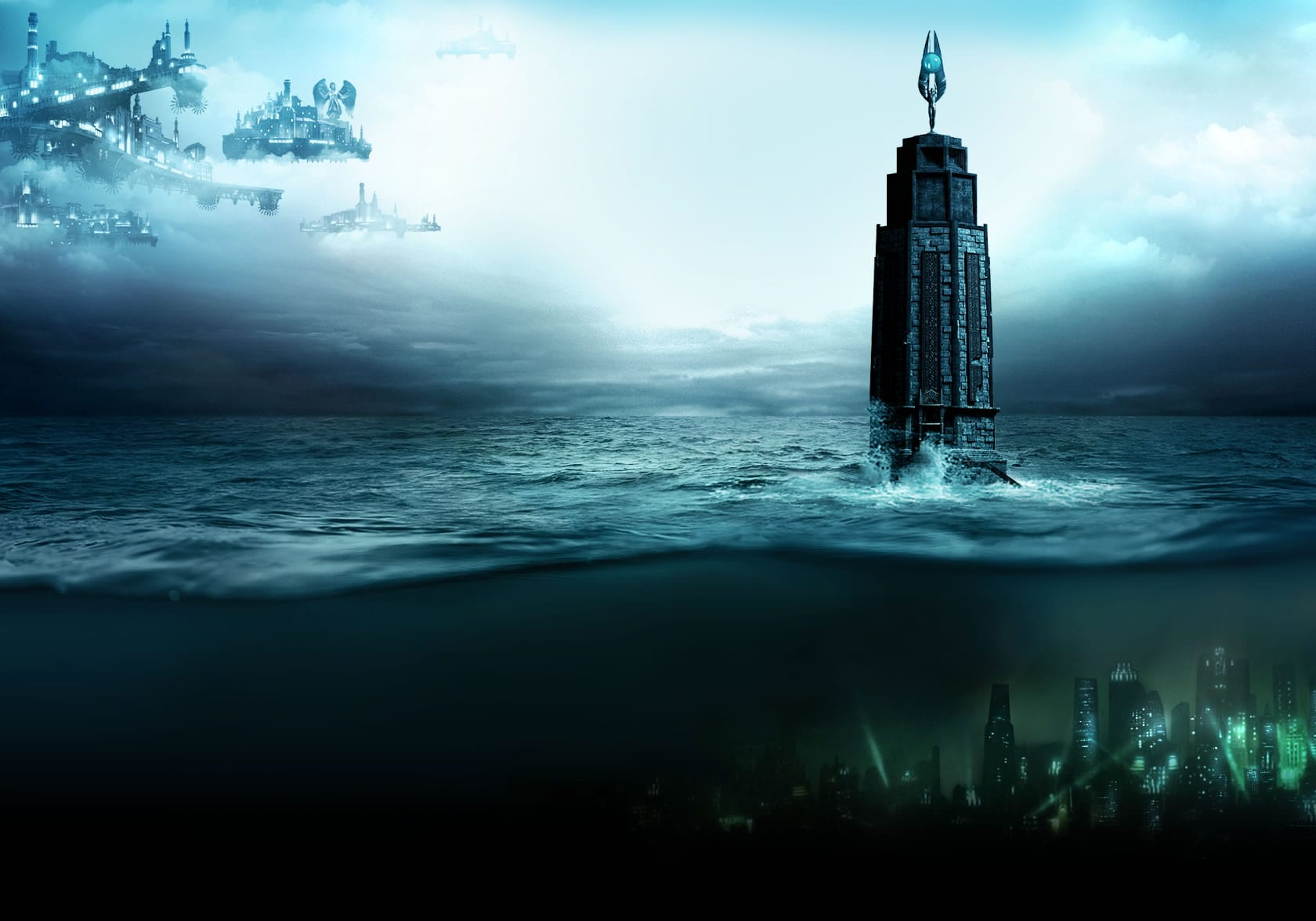 BioShock The Collection HQ Wallpapers Desktop