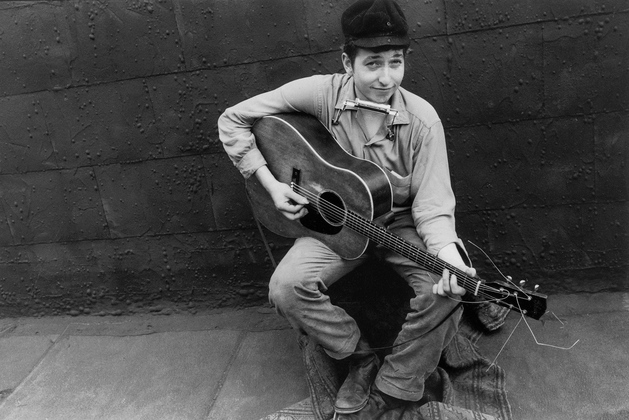 Bob Dylan Screensavers