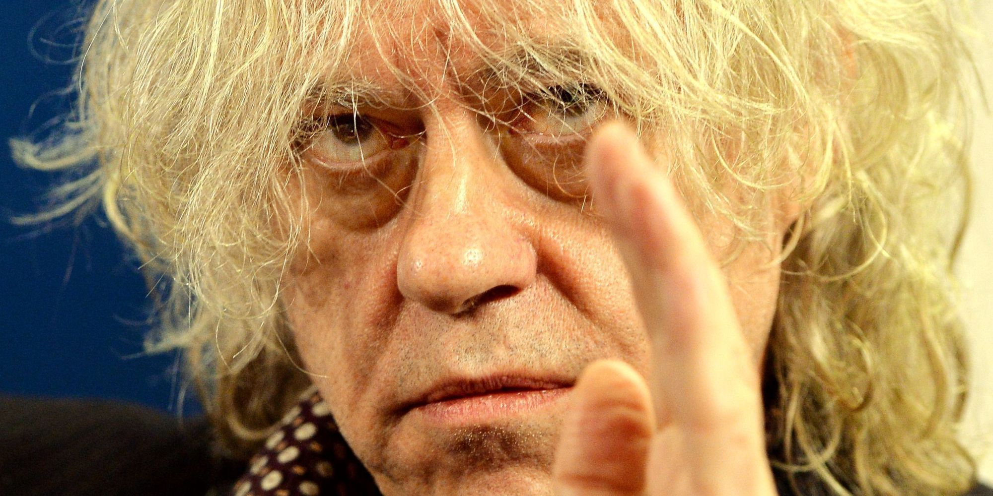 Bob Geldof Screensavers