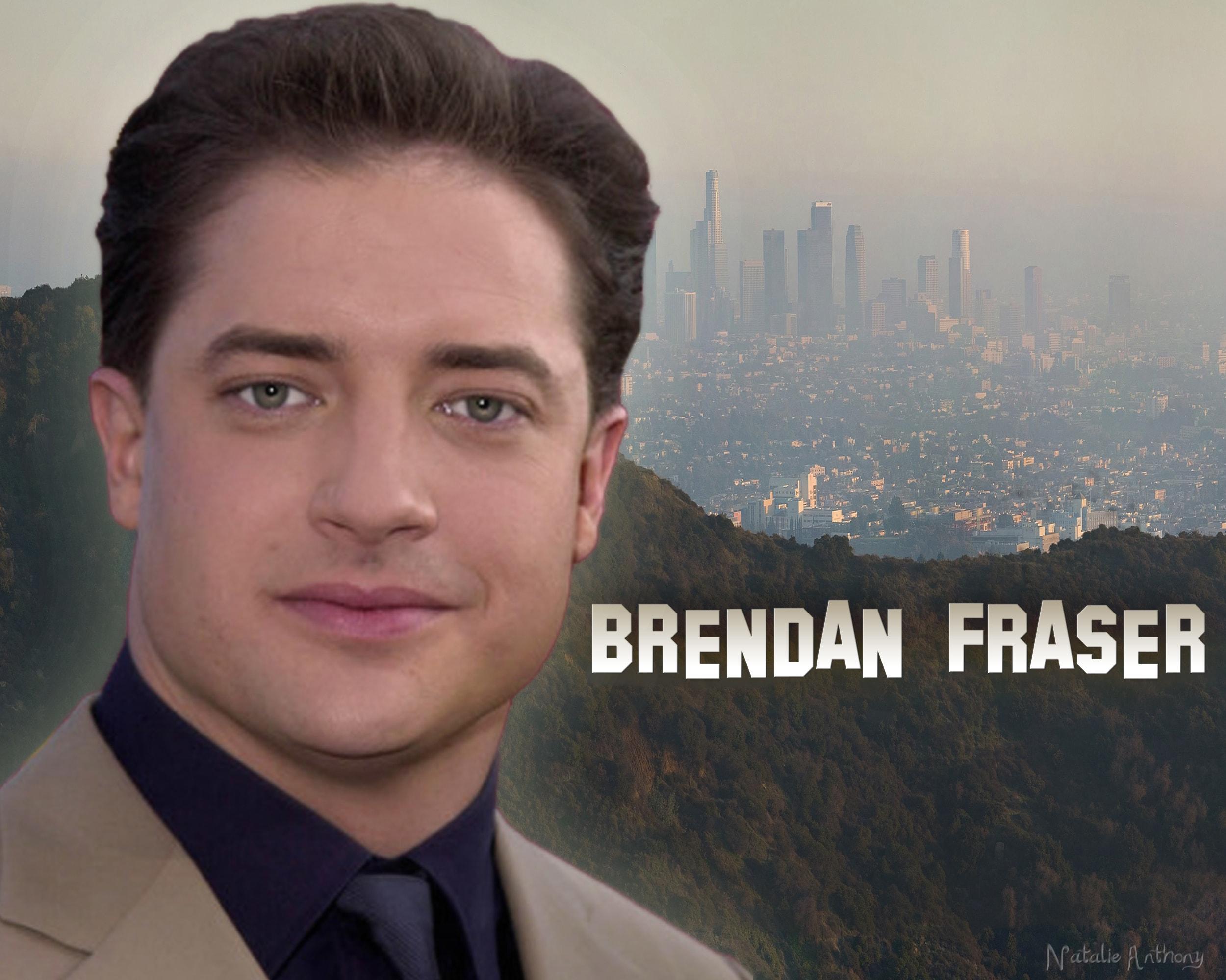 Brendan Fraser Desktop wallpapers