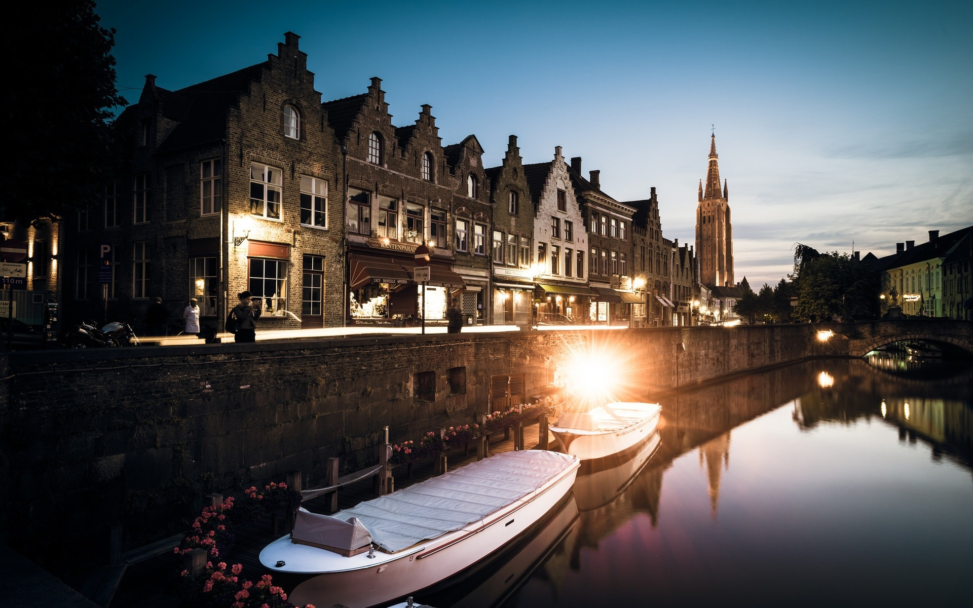 Bruges Desktop wallpapers