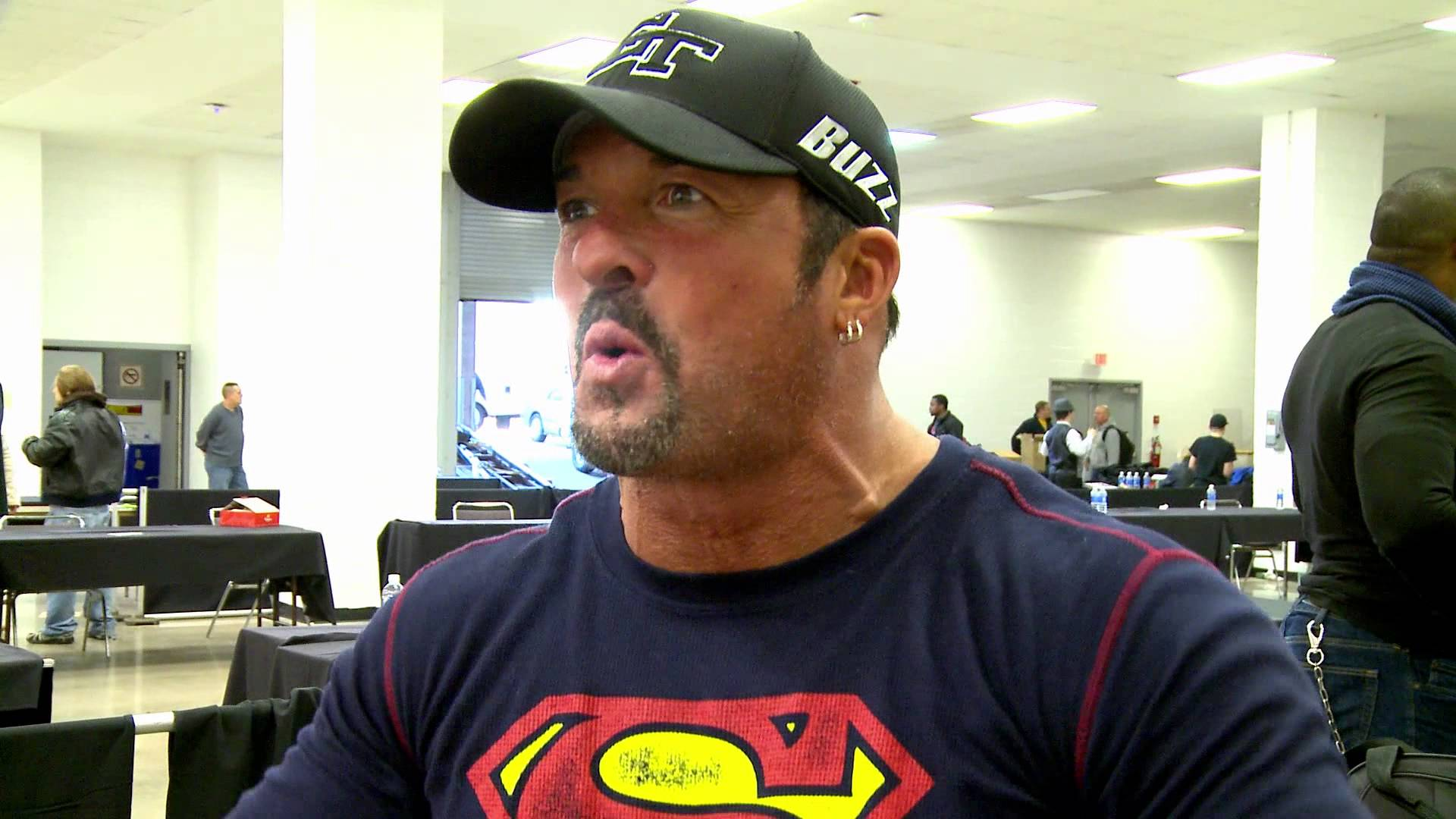 Buff Bagwell Background