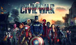 Captain America: Civil War Desktop wallpapers