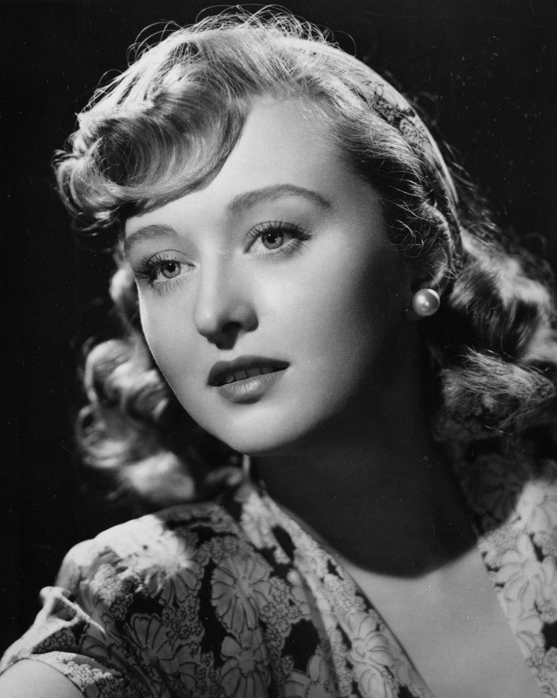 Celeste Holm Background