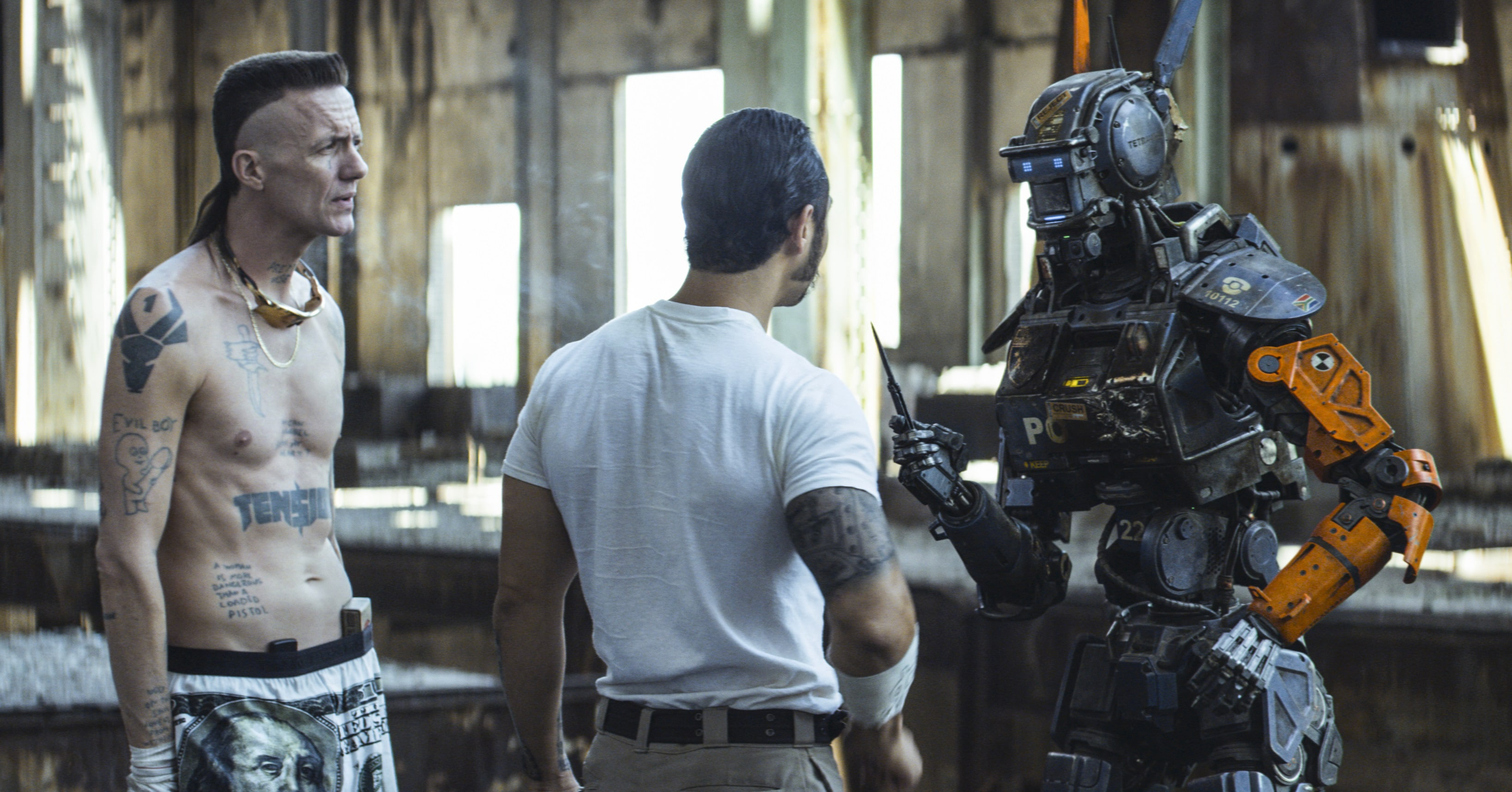 Chappie Desktop wallpapers