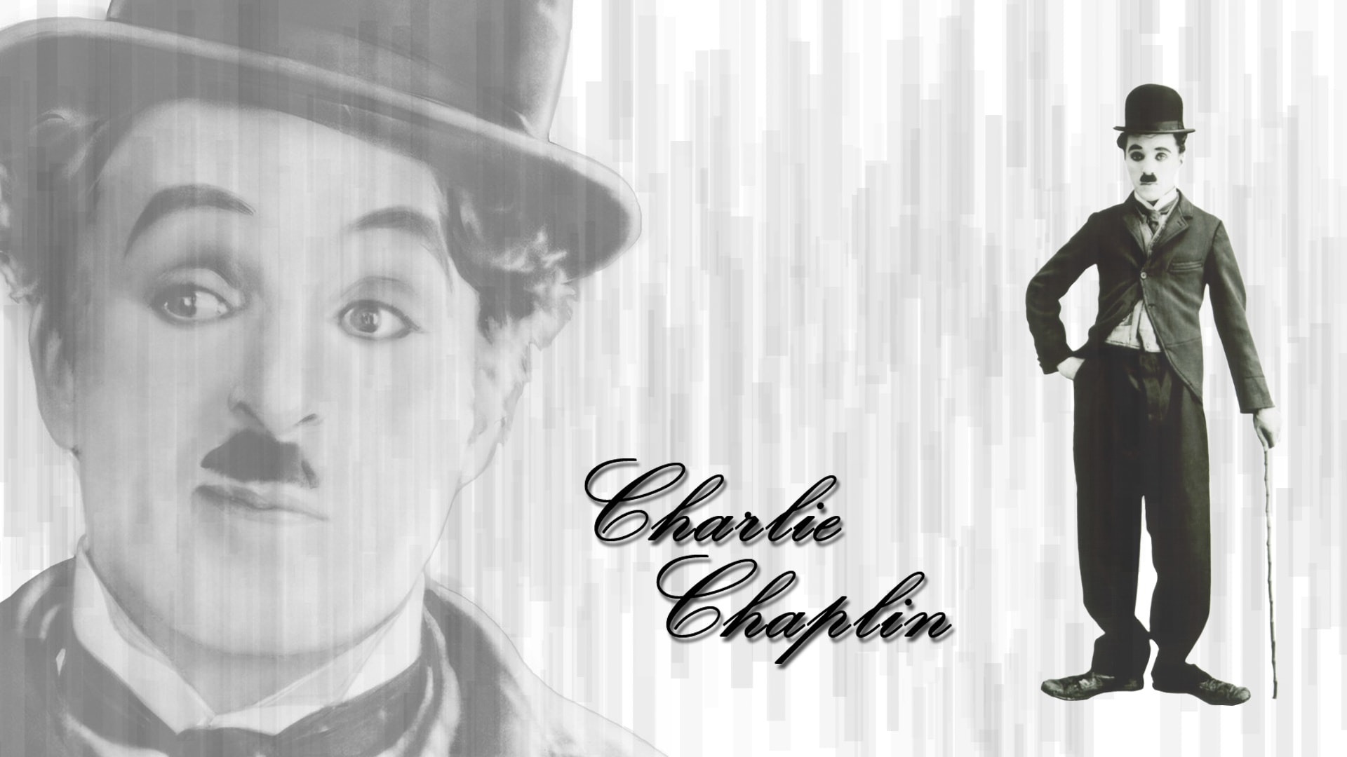 Charles Chaplin Desktop wallpapers