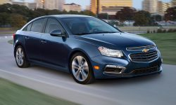Chevrolet Cruze 2 Desktop wallpapers