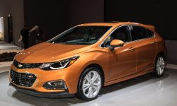 Chevrolet Cruze 2 Hatchback Desktop wallpapers
