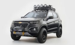 Chevrolet Niva 2 Desktop wallpapers