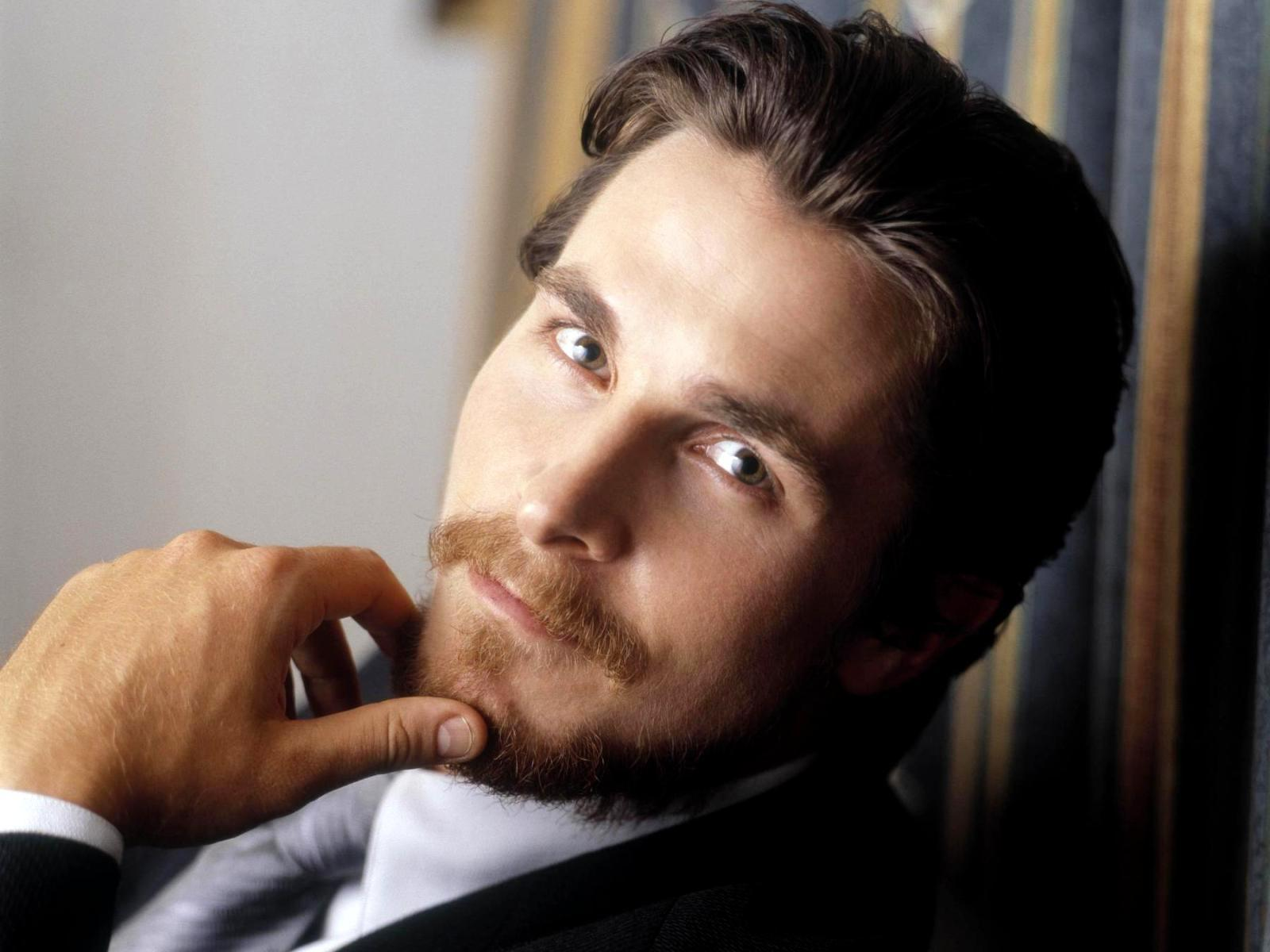 Christian Bale Desktop wallpapers