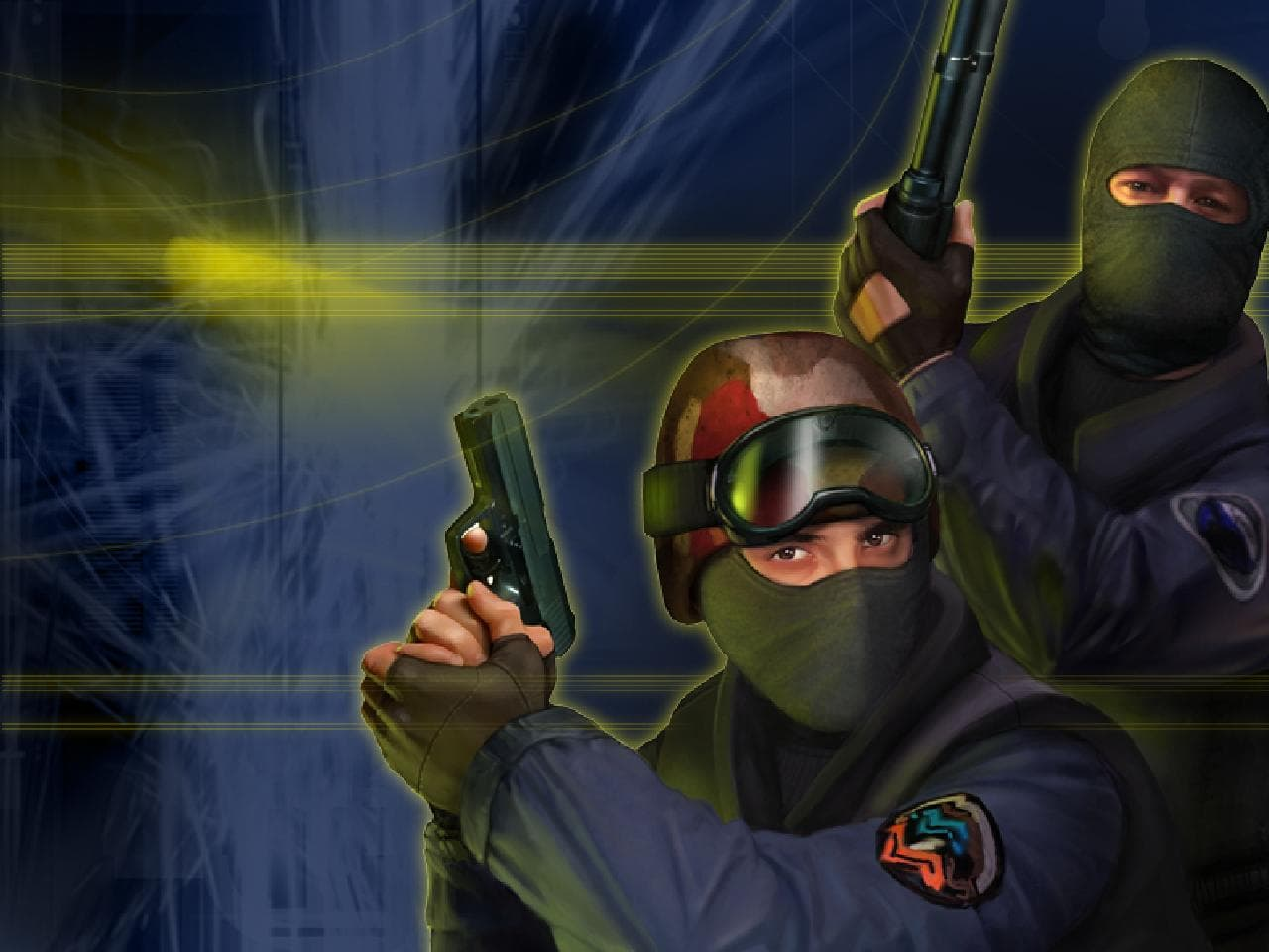 Counter-Strike 1.6 Desktop wallpapers