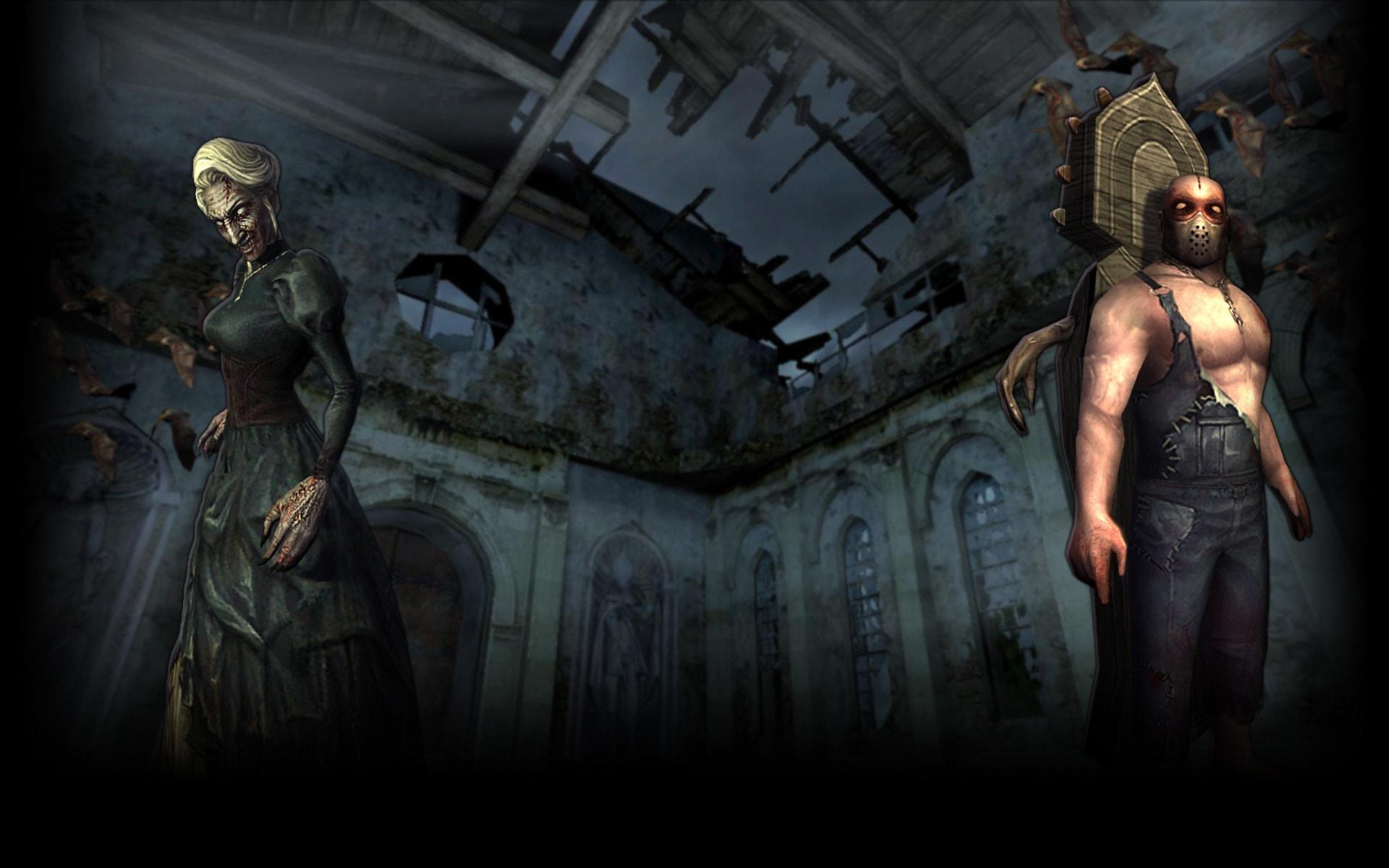 Counter-Strike Nexon: Zombies Desktop wallpapers