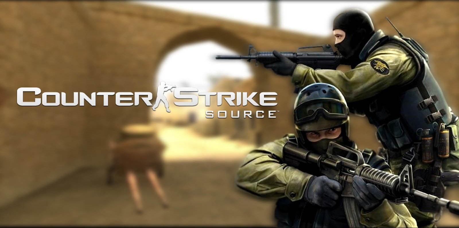 Counter-Strike: Source Desktop wallpapers