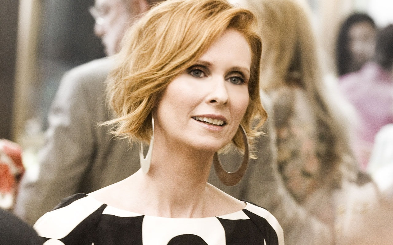 Cynthia Nixon Background