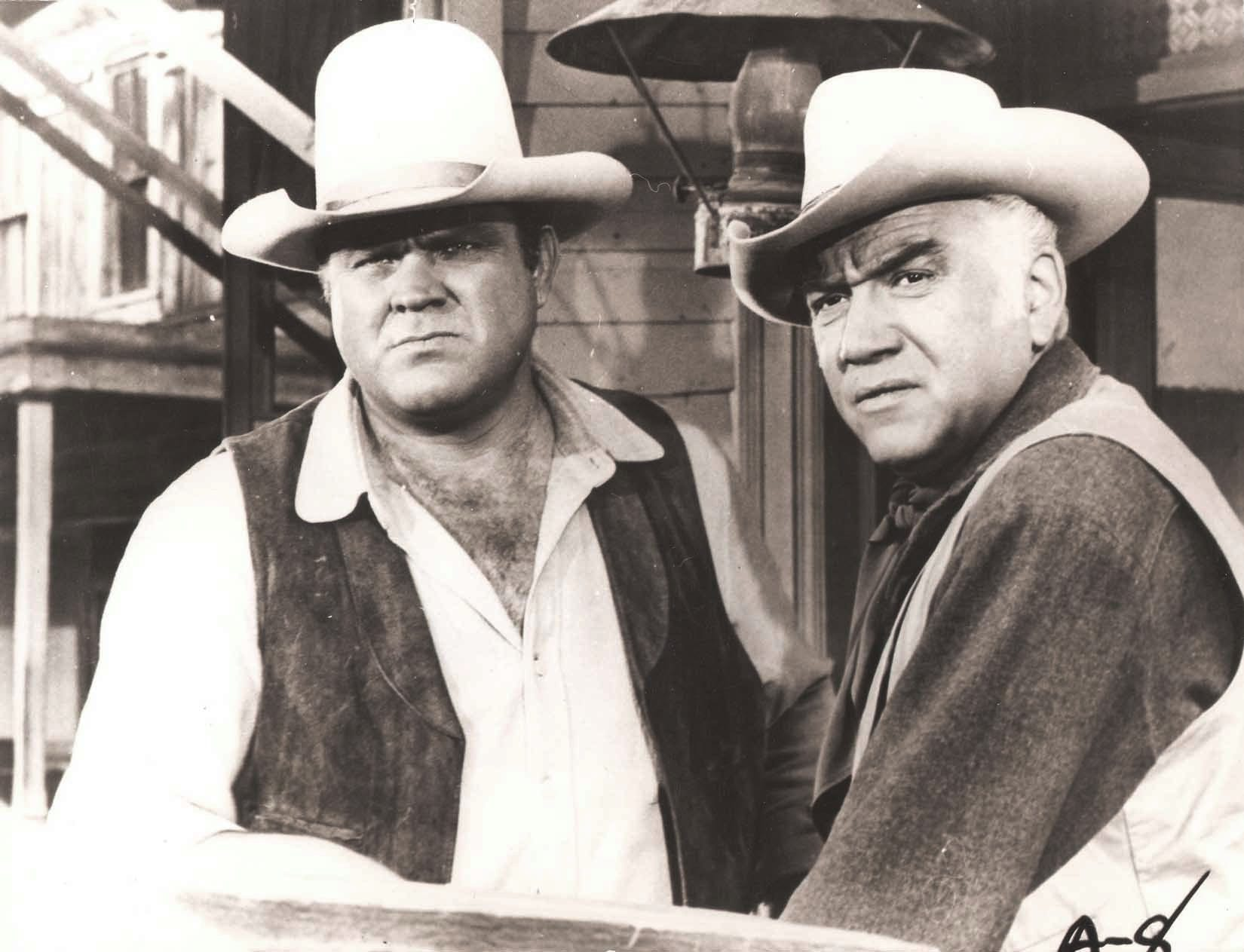 Dan Blocker Background