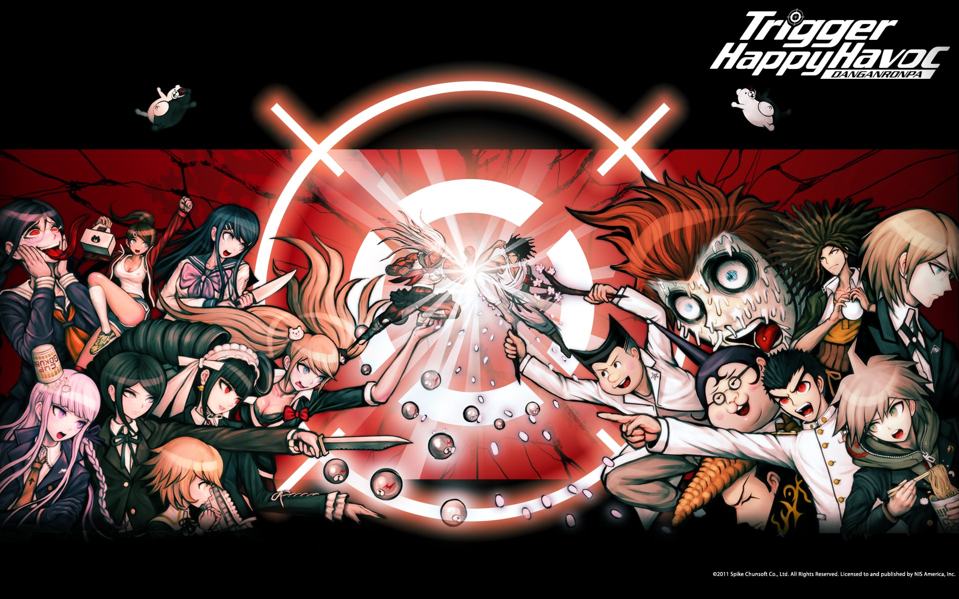Danganronpa: Trigger Happy Havoc Pictures
