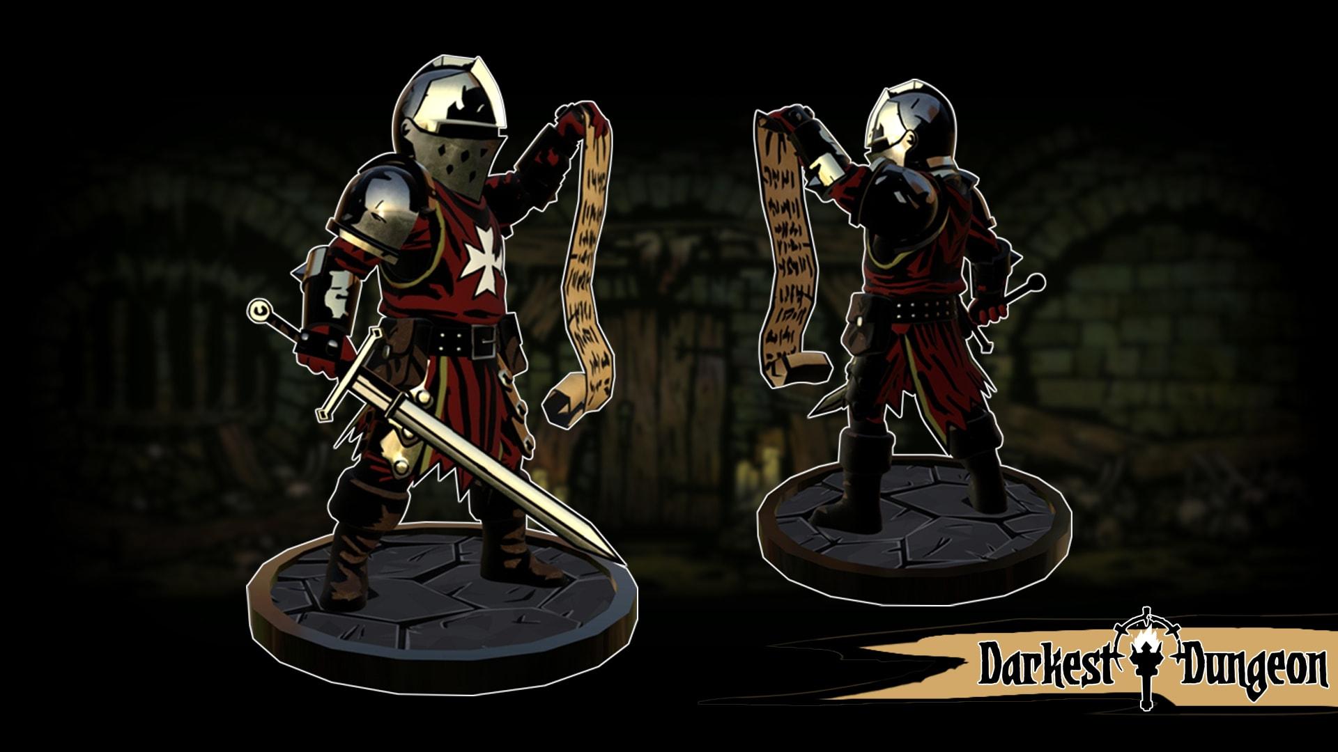 Darkest Dungeon: Crusader Background
