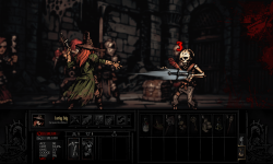 Darkest Dungeon: Grave Robber Desktop wallpapers
