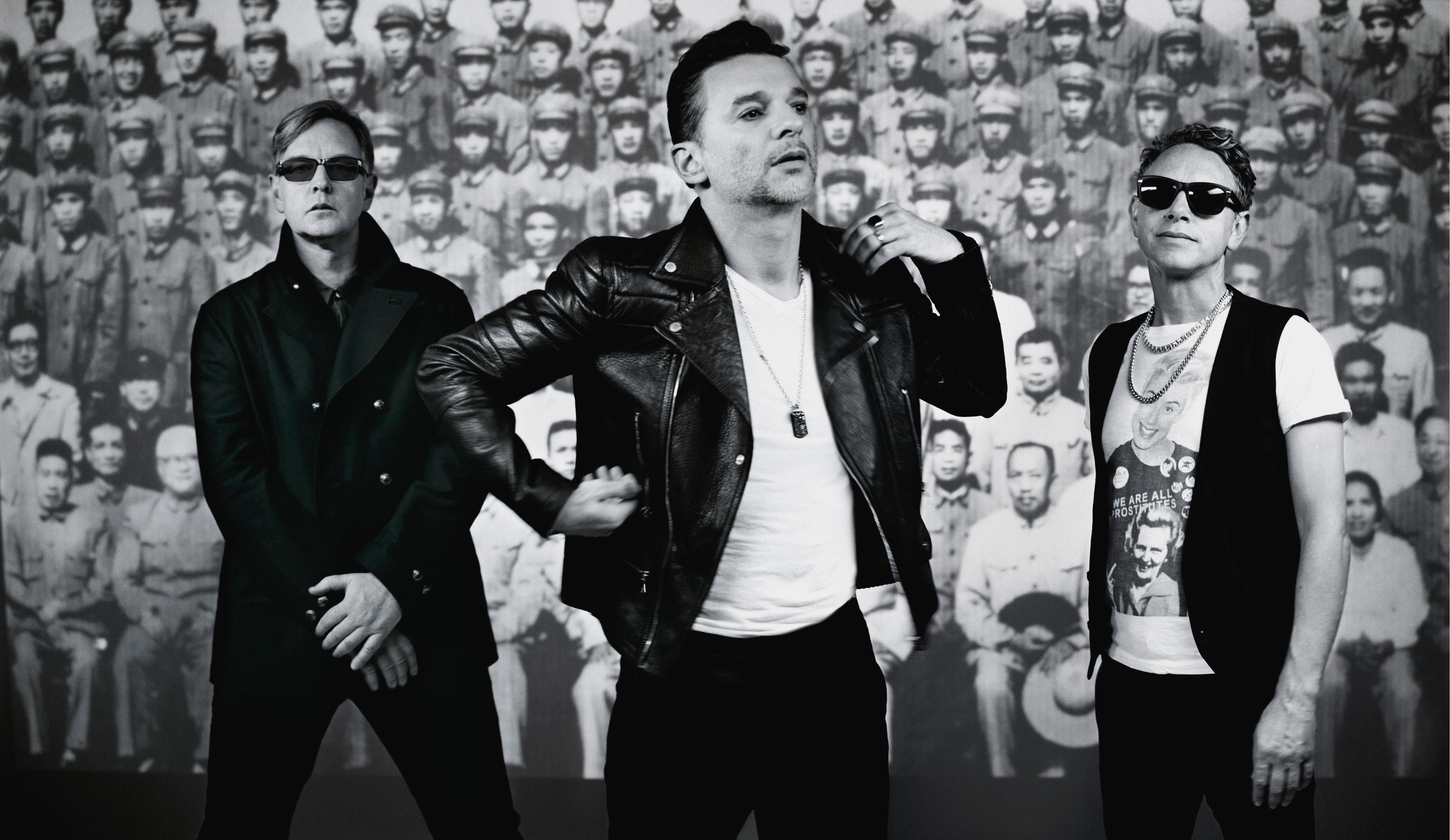 Depeche Mode Screensavers