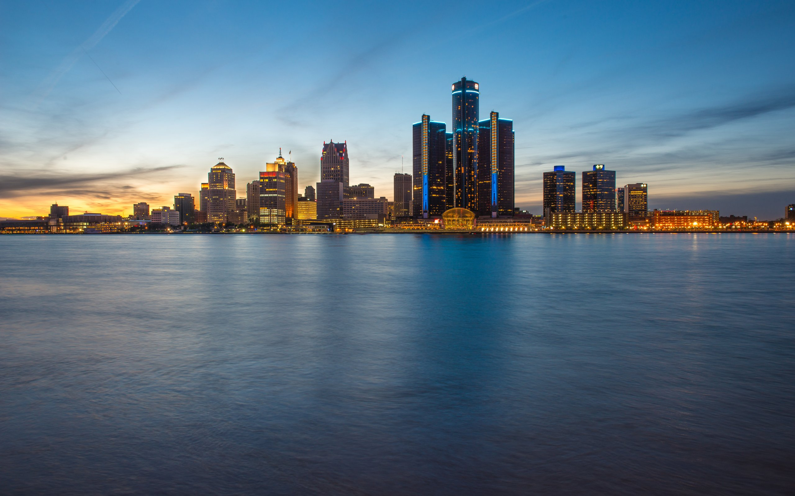 Detroit Screensavers
