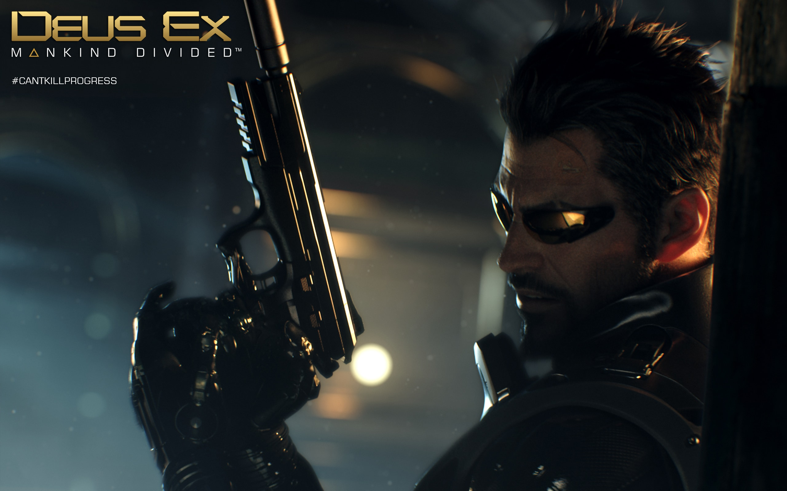 Deus Ex Mankind Divided Desktop wallpapers