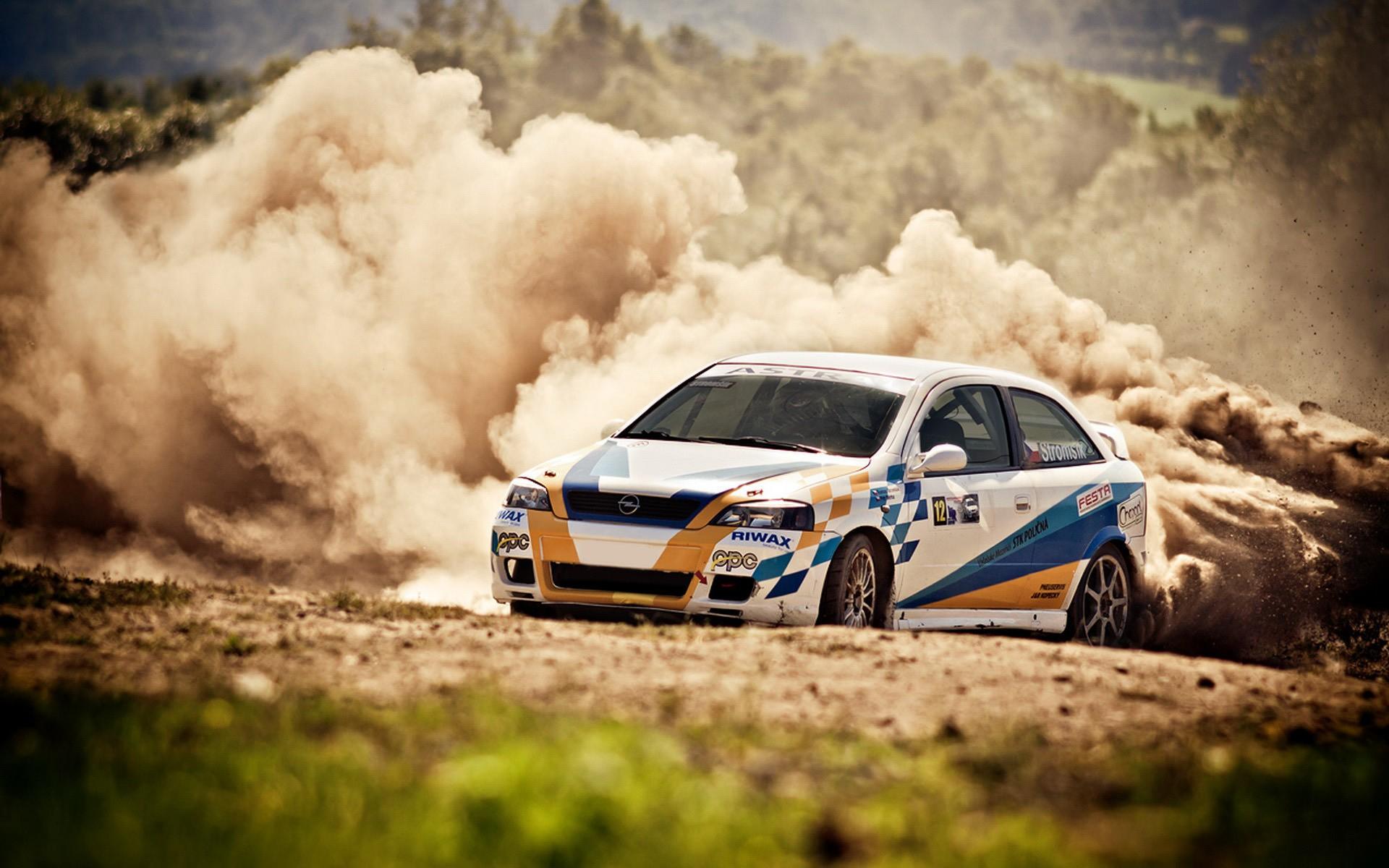 DiRT Rally Desktop wallpapers