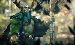 Dota 2 : Nature's Prophet Screensavers
