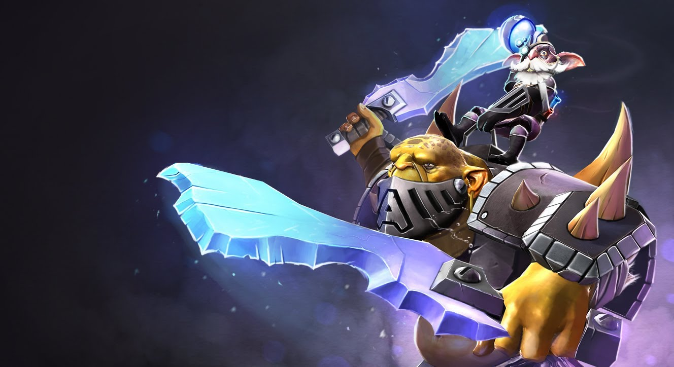 Dota2 : Alchemist Desktop wallpapers