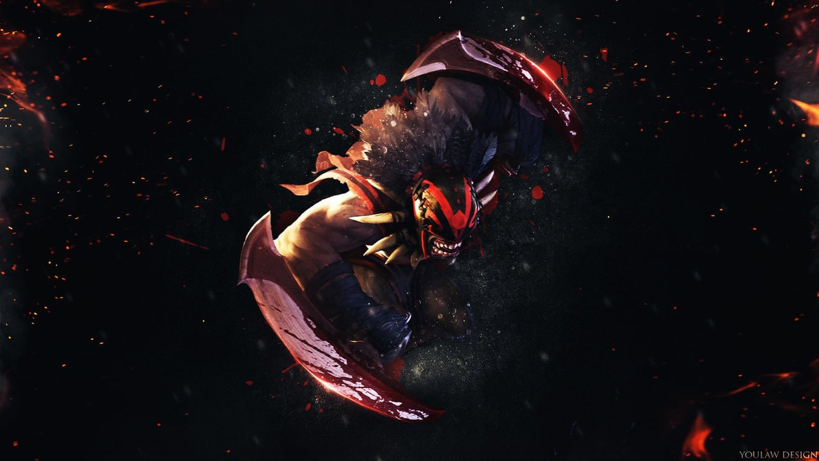 Dota2 : Bloodseeker Pictures