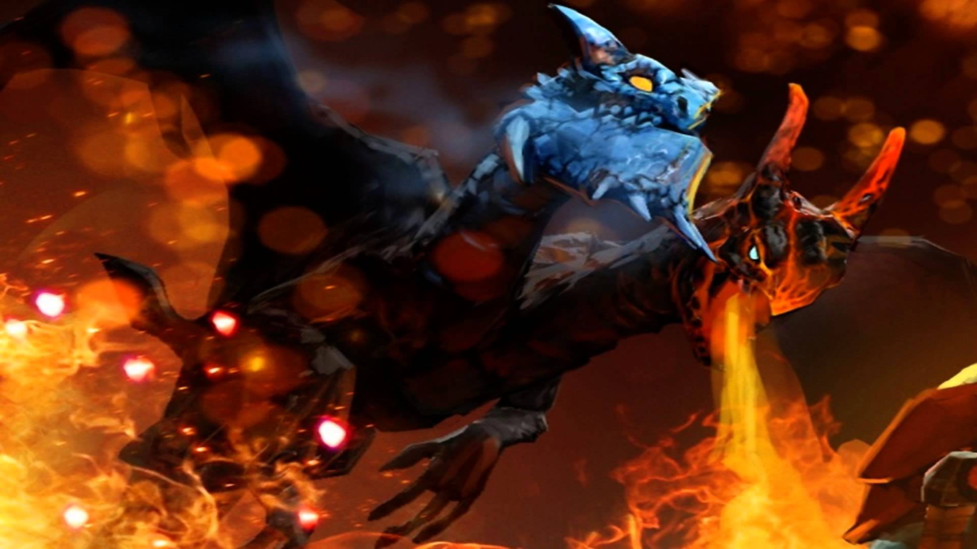 Dota2 : Jakiro Background