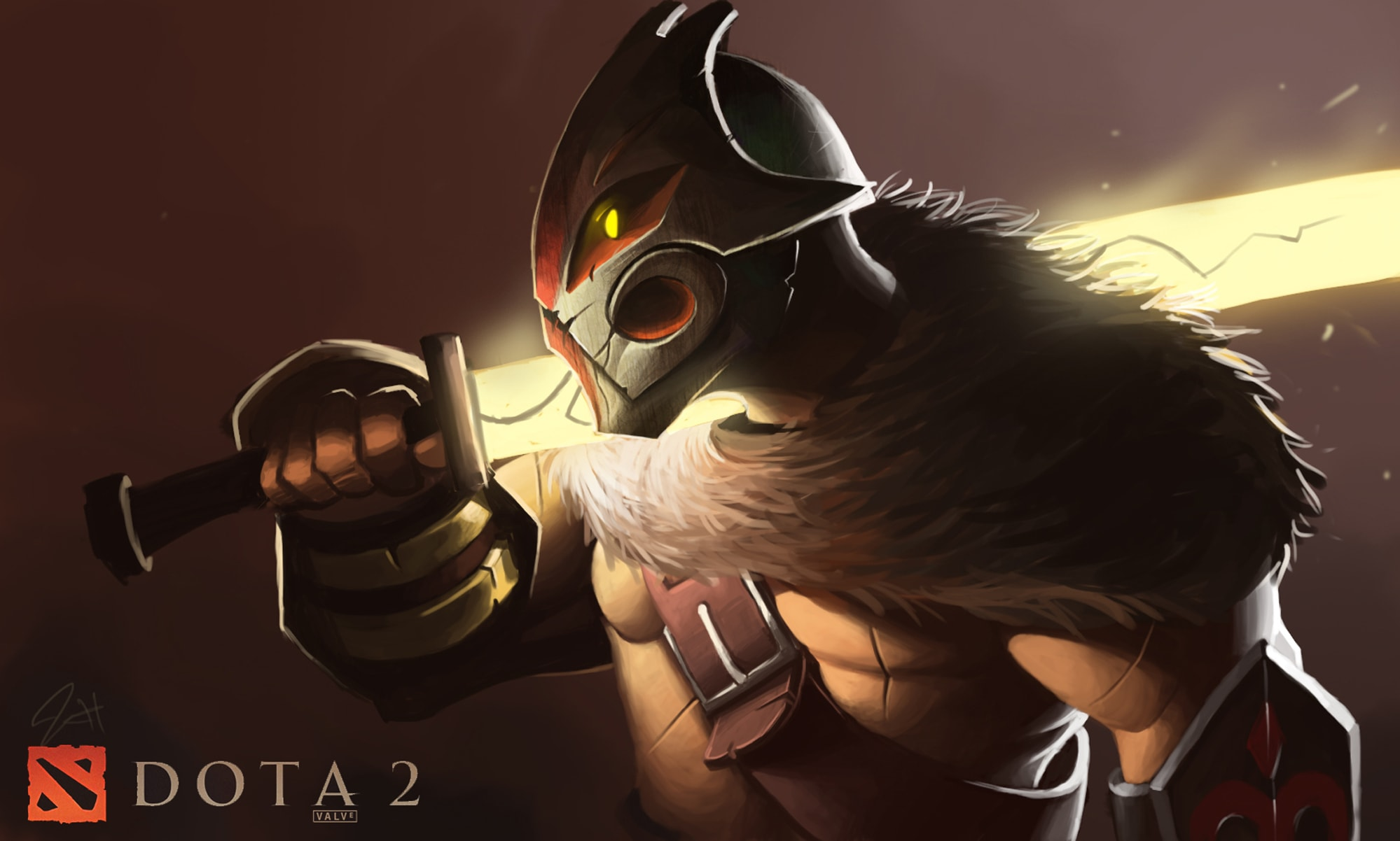 Dota2 : Juggernaut Desktop wallpapers