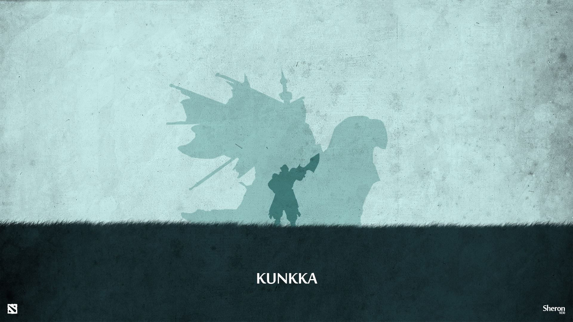 Dota2 : Kunkka Background