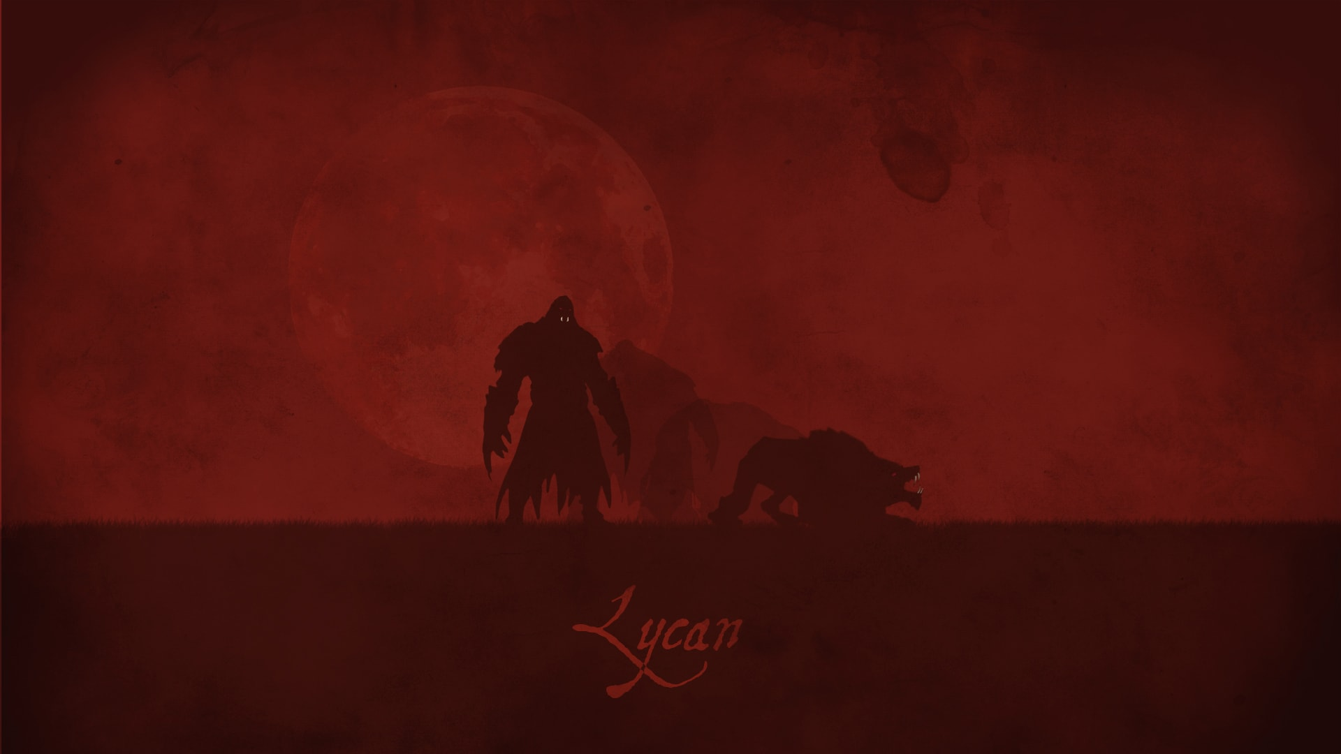 Dota2 : Lycan Pictures