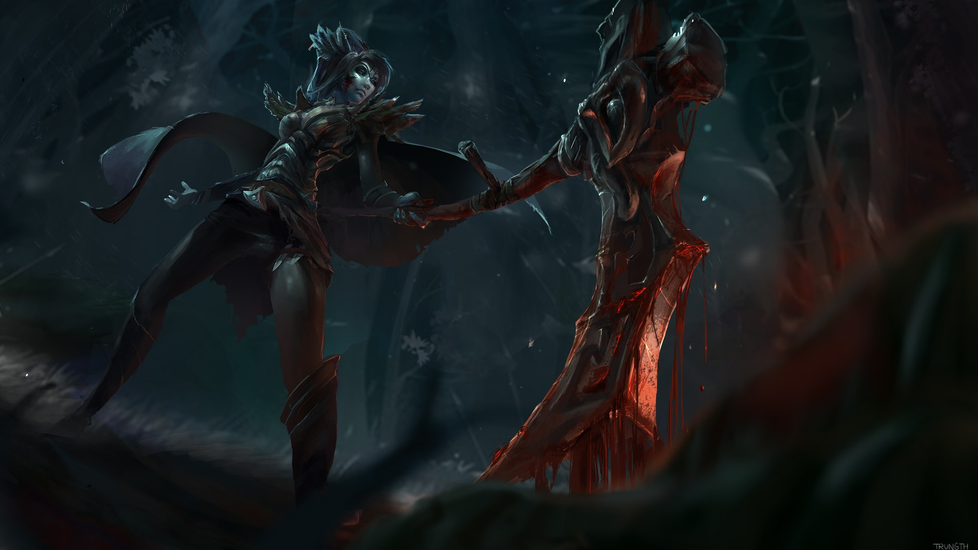 Dota2 : Phantom Assassin Pictures