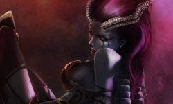 Dota2 : Queen Of Pain Pictures