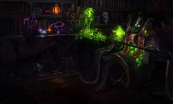 Dota2 : Rubick Pictures