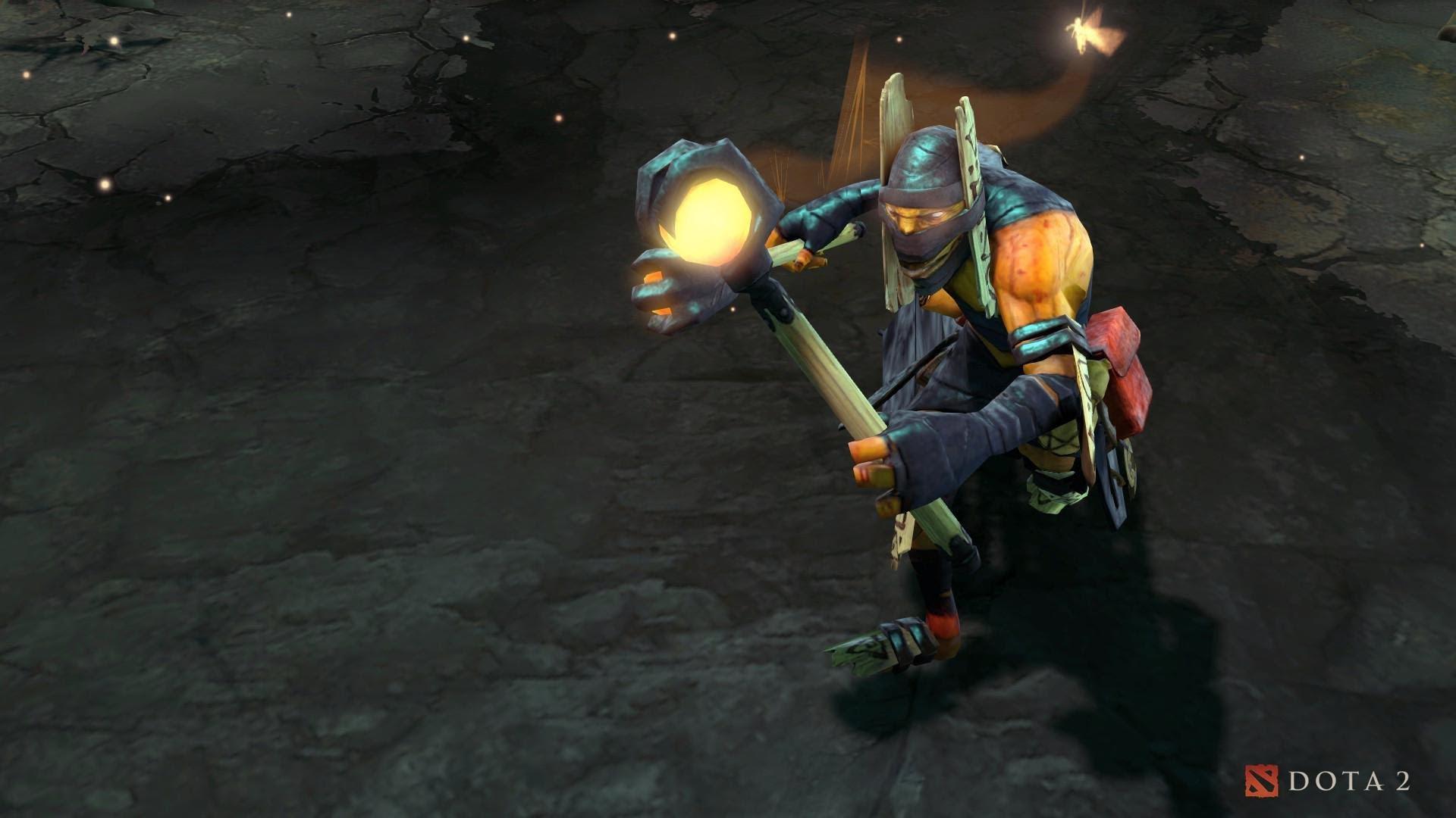 Dota2 : Shadow Shaman Background