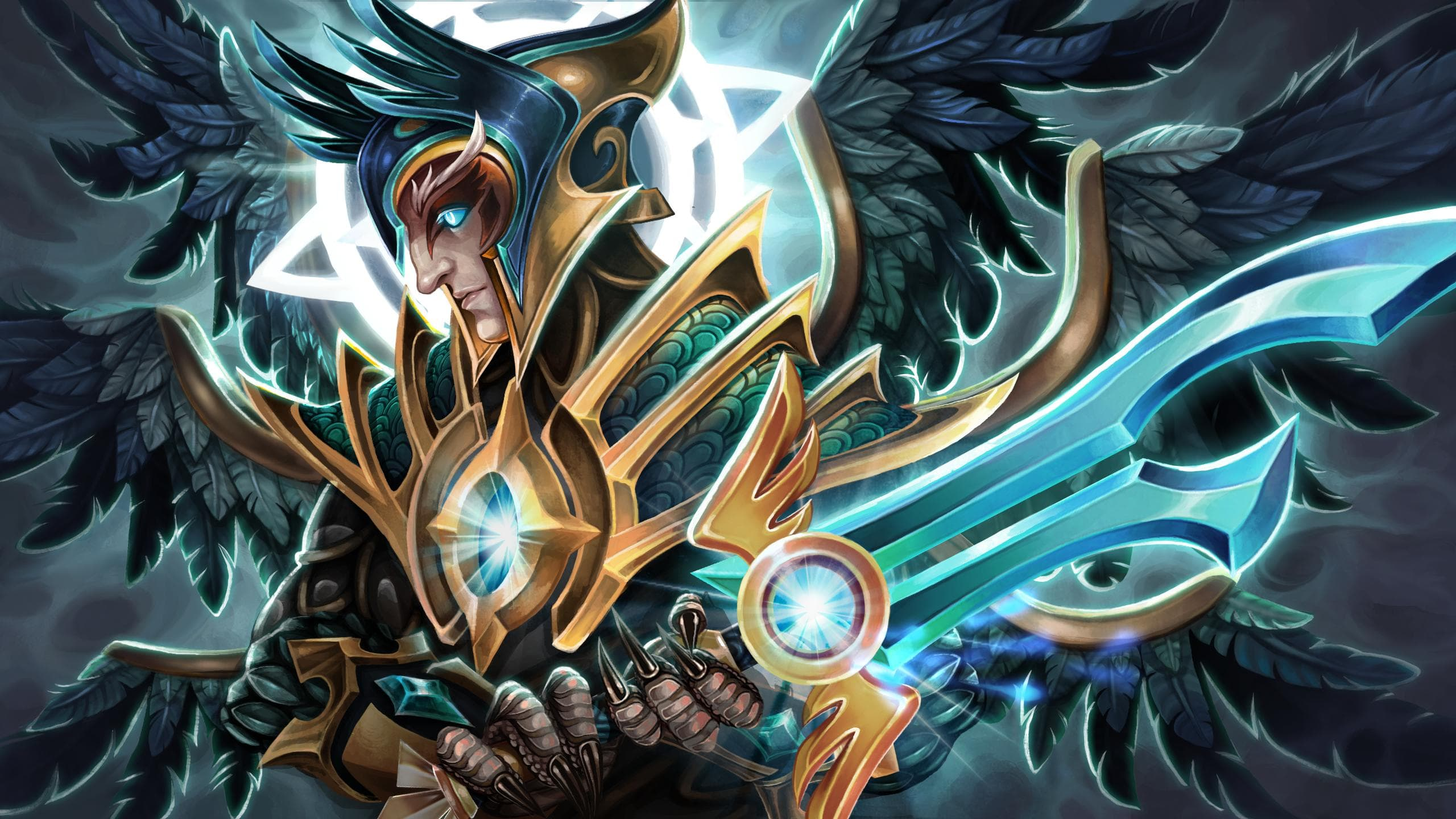 Dota2 : Skywrath Mage Pictures