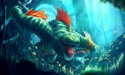 Dota2 : Tidehunter Pictures