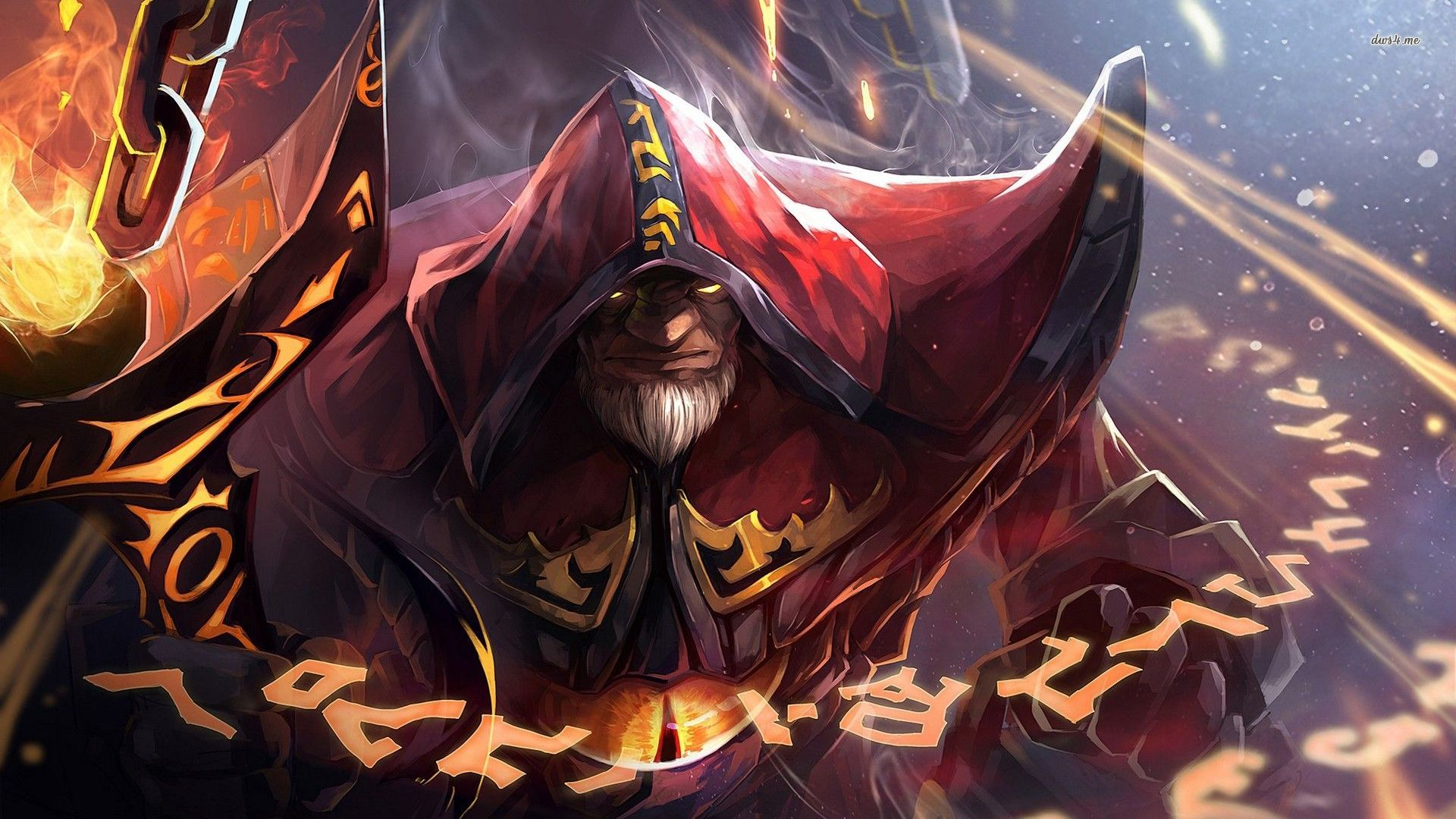 Dota2 : Warlock full hd wallpapers