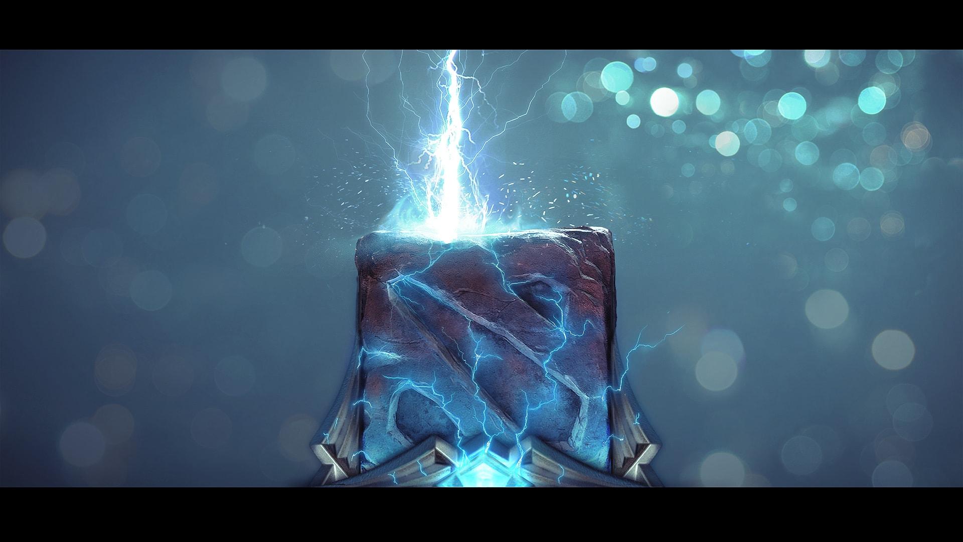 Dota2 : Zeus Background