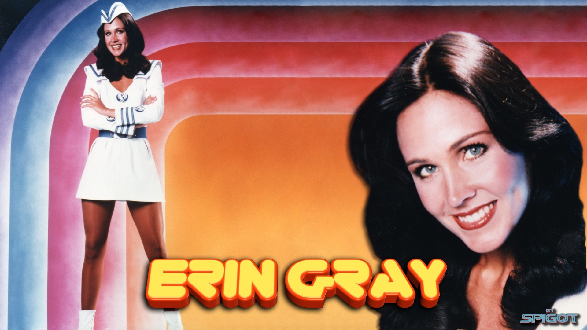 Erin Gray Screensavers