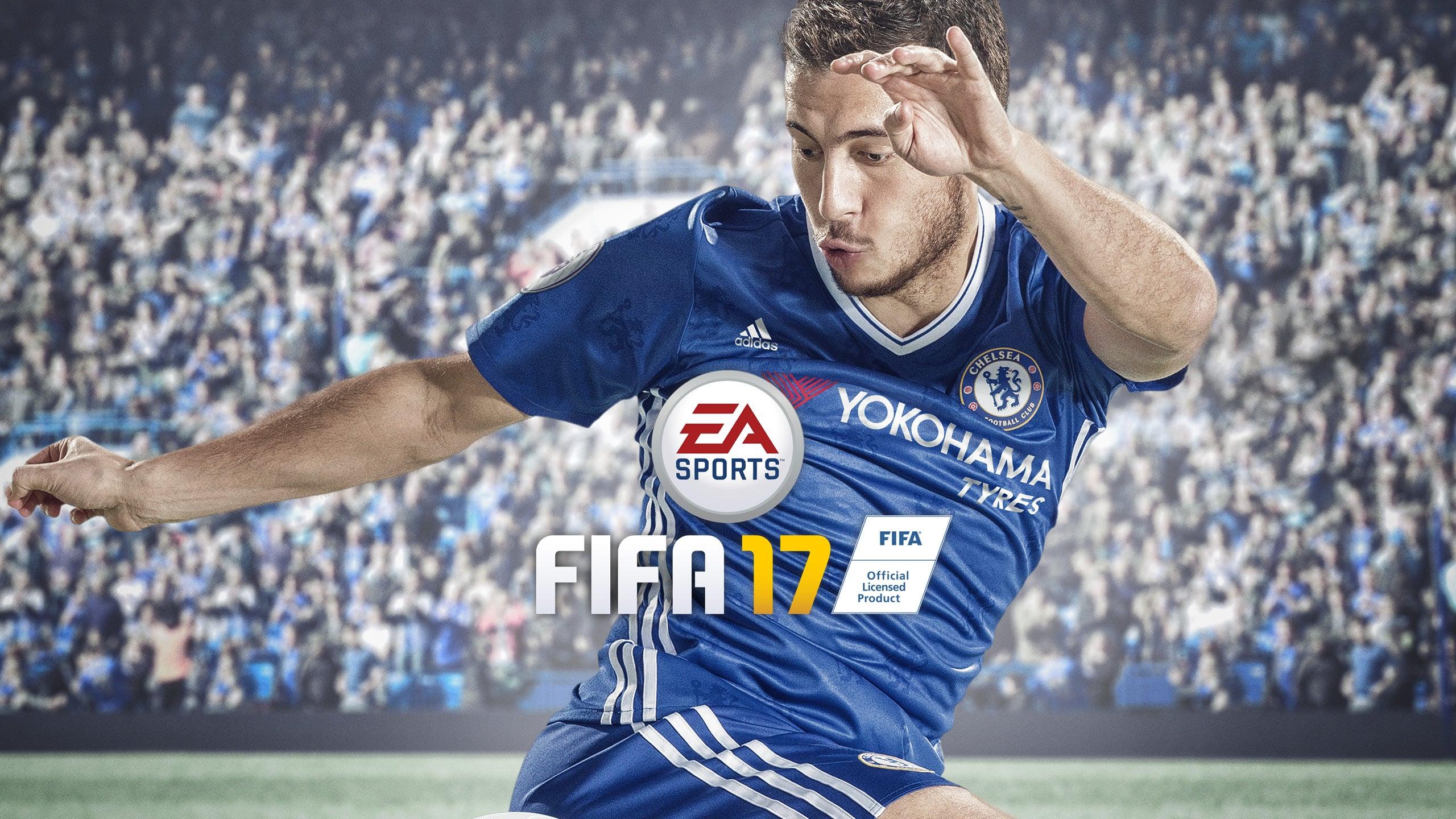 FIFA 17 Desktop wallpapers