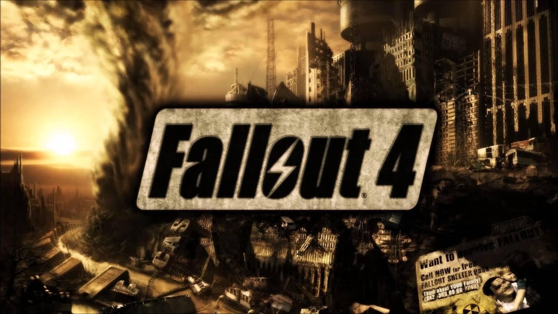 Fallout 4 Desktop wallpapers