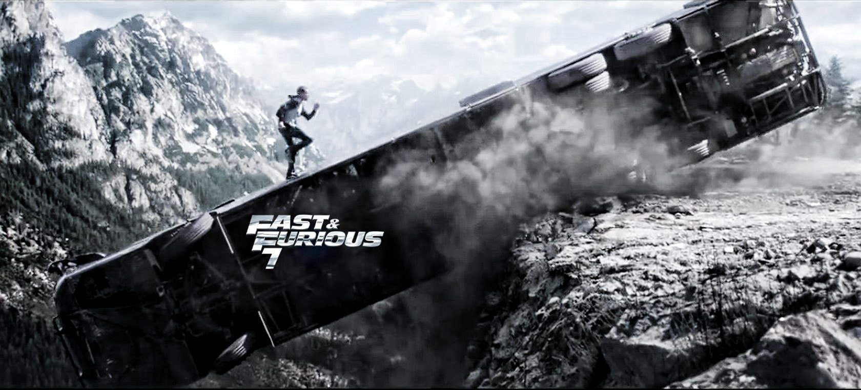 Fast & Furious 7 Desktop wallpapers