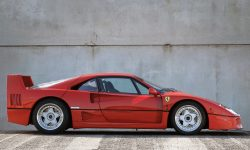 Ferrari F40 Screensavers