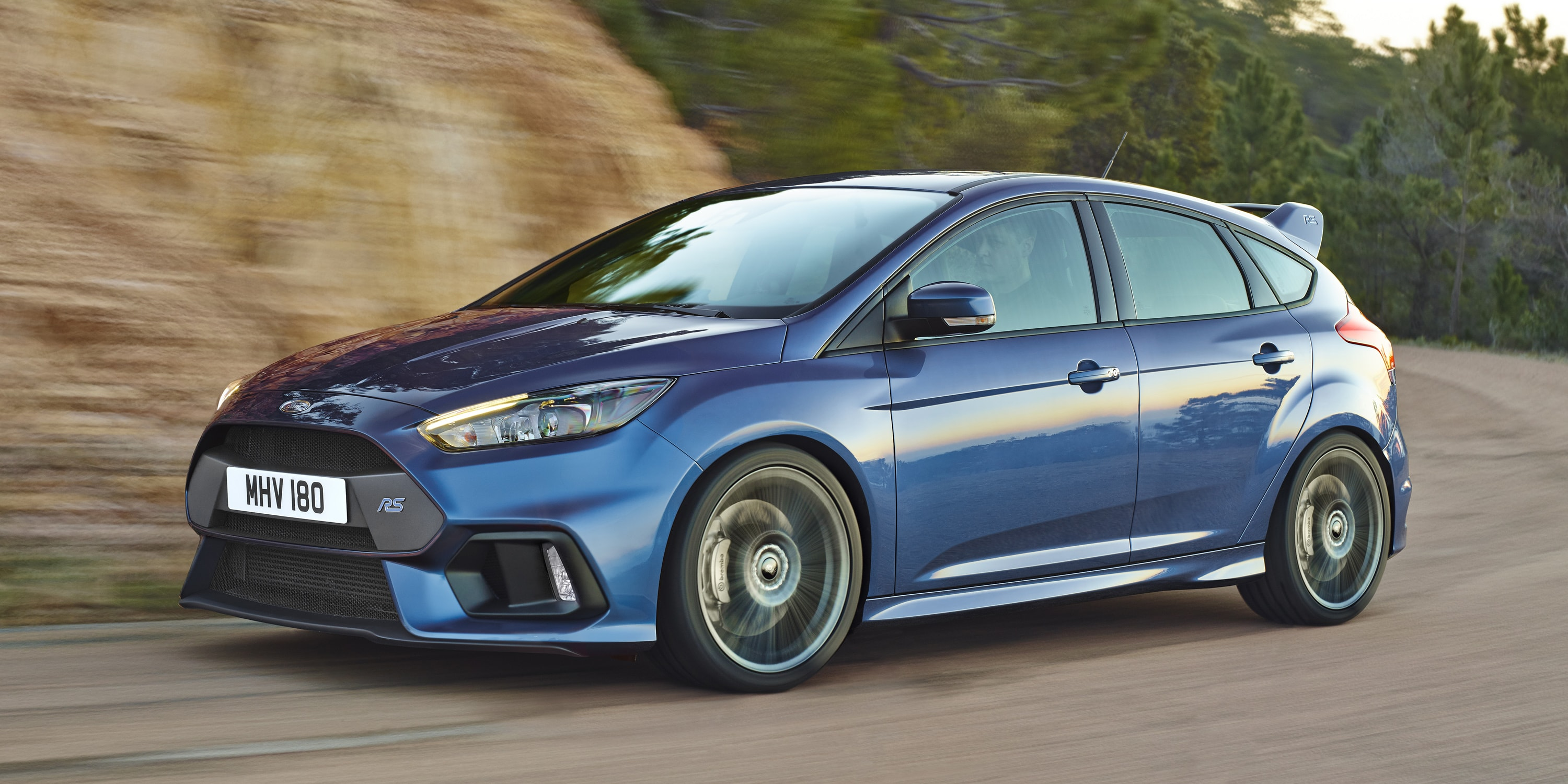 Ford Focus 3 RS Desktop wallpapers
